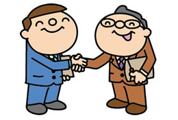 STEP7購入者からの申込み 売買契約の締結(売却)